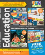 NEW 2017-2018 Education Resource Guide!