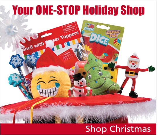 Your one stop holiday essential shop - shop christmas
