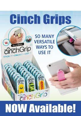 Cinch Grips - Now available