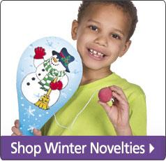 Shop Winter Novelties