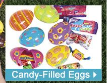 Candy FilledEaster Eggs