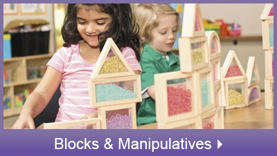 Blocks and Manipulatives