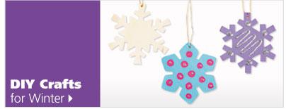 Shop Winter Crafts