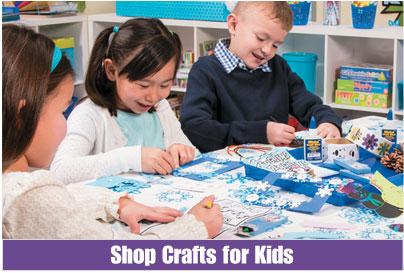 Shop Crafts for Kids