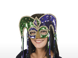 Shop Mardi Gras Masks