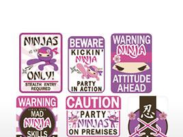 Shop Pink Ninja