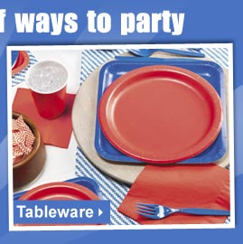 Shop Printed Tableware