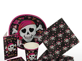Shop Pink Pirate Girls
