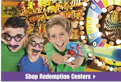 Shop Redemption Centers