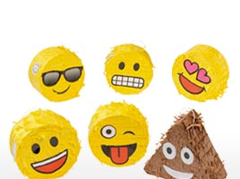 Wholesale Bulk Smile Face Emoji Themed Products