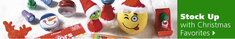 Stock Up With Christmas Favorites