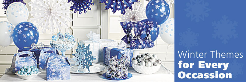 Winter Themes For Every Occasion