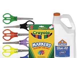 Shop Basic School Supplies