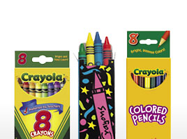 Shop Crayons and Colored Pencils
