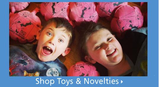 Shop Toys & Novelties
